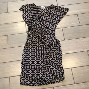 Leota NY Jersey print dress